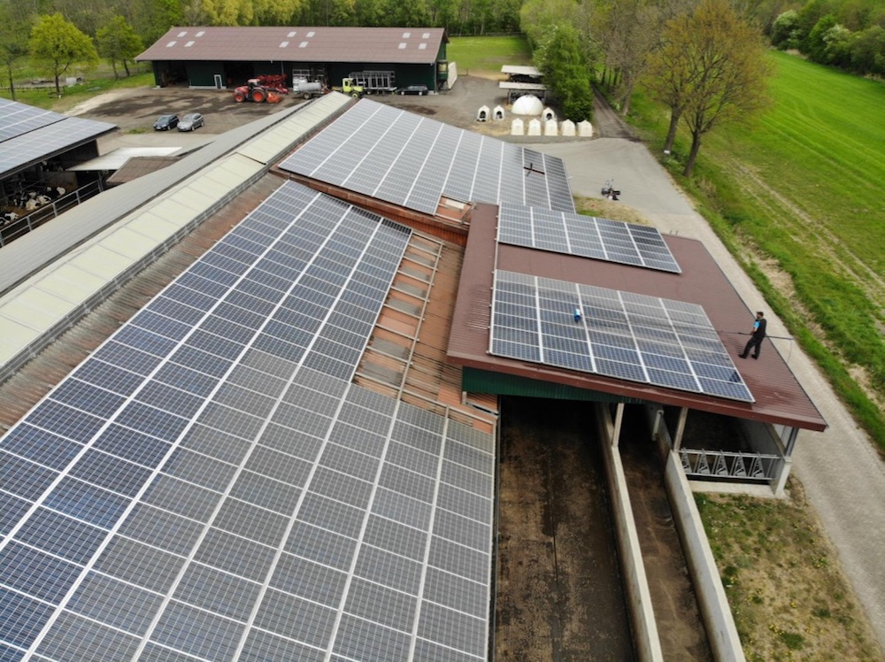 Wartung von Solaranlagen in Lilienthal
